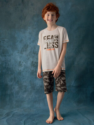 Пижама летняя для мальчика Арт. 945 Kazan bebe