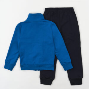 Спортивний костюм для хлопчика синій Арт.2031 F&D