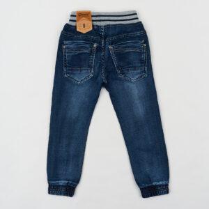 Брюки для мальчика джинсы на резинке 83043 Grace