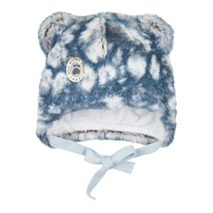 Шапка для мальчика зимняя синяя Арт. Kacper-1 Pupill